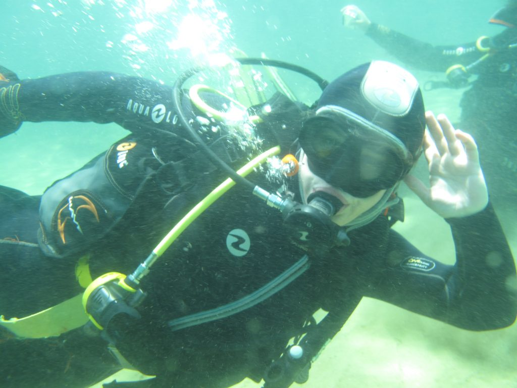 Eco-Dive in Albufeira
